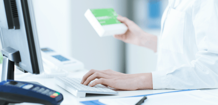 Time-tracking tools in LTC pharmacy services can be used to find the source of errors.